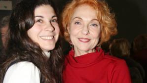 Ναταλία Τσαλίκη: Η κόρη της πάντα στο πλευρό της