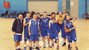 oμάδα μπάσκετ