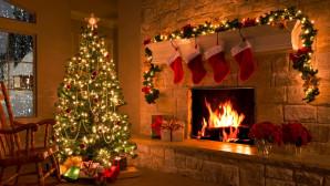 πυροσβεστική χριστουγεννιάτικος στολισμός
