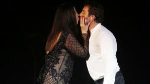 Το φιλί στο στόμα Mαζωνάκη- Άντζελας