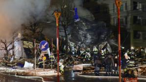 Ιαπωνία: Έκρηξη