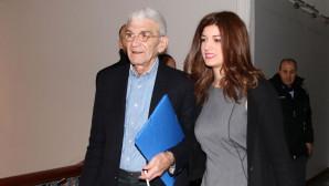 Η Κατερίνα Νοτοπούλου και ο Γιάννης Μπουτάρης