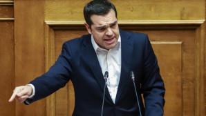 Αλέξης Τσίπρας στη Βουλή