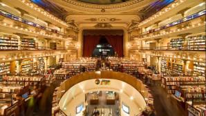 Το βιβλιοπωλείο El Ateneo στην Αργεντινή