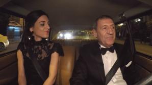 Ο Κώστας Στεφανής με την κόρη του Ινώ Στεφανή μαζί στην εκπομπή Traction