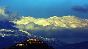 Χιόνια στα ορεινά της Αργολίδας