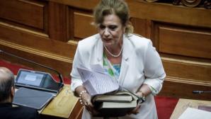 Θεοδώρα Μεγαλοοικονόμου Βουλή