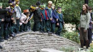 Kate Middleton: Η Νέα Της Ασχολία Με Την Κηπουρική!