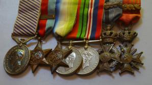Μετάλλια ανδρείας στον στρατό