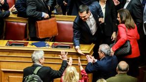 Βουλή ψήφος εμπιστοσύνης