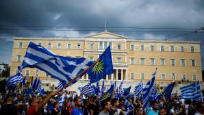 συλλαλητηριο για μακεδονια