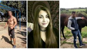H Ελένη Τοπαλούδη και οι δύο δράστες