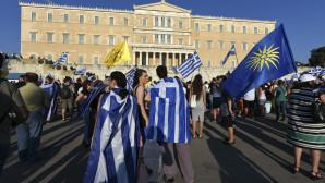 Συλαλλητήριο για τη Μακεδονία