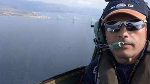 Μεσολόγγι νεκρός πιλότος