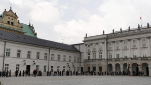 Πολωνικό προεδρικό μέγαρο