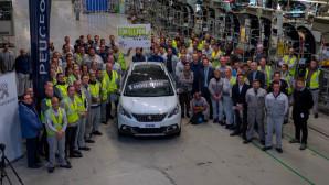 Peugeot 2008 Ένα εκατομμύριο