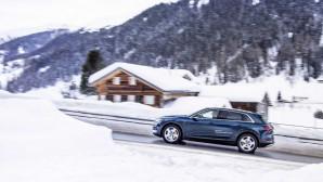 Audi e-tron Παγκόσμιο Οικονομικό ΦόρουμΝταβός
