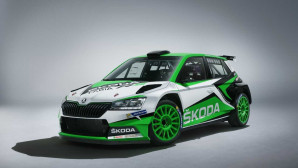 SKODA Fabia R5 FIA World Rally Championship 2019