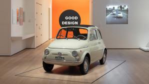 Fiat 500 Μουσείο Μοντέρνας Τέχνης Νέα Υόρκη