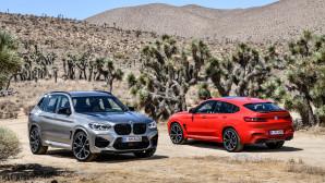 BMW X3 M και Χ4 Μ