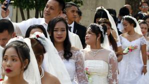 Ομαδικοί Γάμοι Φιλιππίνες
