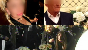 H Xιλιανή, ο 79χρονος και η κηδεία του