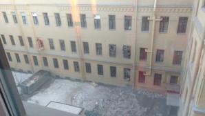 Αγία Πετρούπολη: Έπεσαν Όροφοι Σε Πανεπιστήμιο!