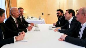 Μόναχο: Η Συνάντηση Τσίπρα – Μπάιντεν