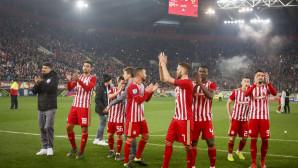 Νίκησε Ο Ολυμπιακός Την ΑΕΚ Με 4-1