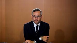 Ο Γερμανός υφυπουργός Εξωτερικών Μίχαελ Ροτ