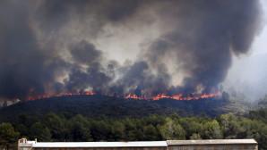 Φωτιά στην Ισπανία το 2018