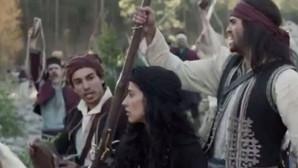 Το  ένδοξο 1821 στη νέα  ταινία «Οι Βράχοι της Ελευθερίας»