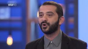 Ο Κουτσόπουλος μιλά για στρουθοκαμηλισμό