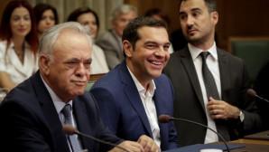 υπουργικό συμβούλιο Αλέξης Τσίπρας