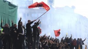 Διαδηλώσεις Αλβανία