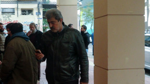 Ο Παύλος Πολάκης σε συνεδρίαση της ΚΕ του ΣΥΡΙΖΑ