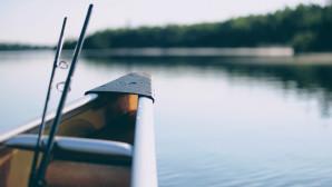 Βάρκα σε ποταμό
