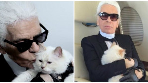 Karl Lagerfeld: Η γάτα του θα κληγρονομήσει την  περιουσία του;