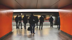 Περιμένοντας το Μετρό