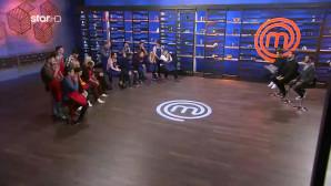 MasterChef:Η κόκκινη ή η μπλε ομάδα κέρδισε;