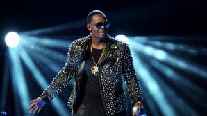 O τραγουδιστής της R&B, R. Kelly