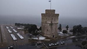 Κακοκαιρία στη Μυτιλήνη