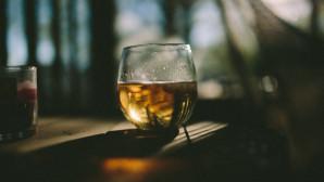 ποτήρι αλκοόλ