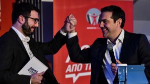 Τσίπρας - Ηλιόπουλος
