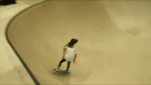 10χρονη skateboarder
