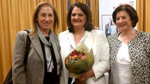 Οι κυρίες Ξενογιαννακοπούλου, Παπαζογλου, Κούβελα