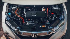 Υβριδικό Honda CR-V