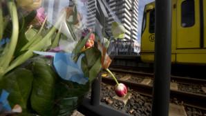 Λουλούδια στο τραμ της Ουτρέχτης