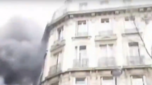 Φωτιά Παρίσι