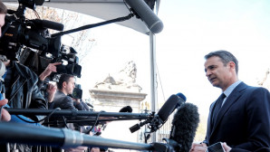 Δήλωση του Κυριάκου Μητσοτάκη από τη σύνοδο του ΕΛΚ στις Βρυξέλλες